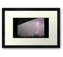 Storm Chase 2011 10 Framed Print