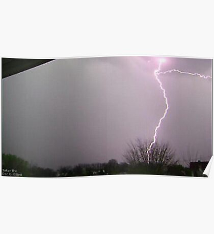 Storm Chase 2011 13 Poster
