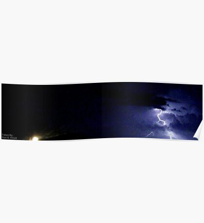 Storm Chase 2011 23 Poster