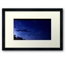 Storm Chase 2011 24 Framed Print