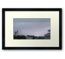 Storm Chase 2011 26 Framed Print