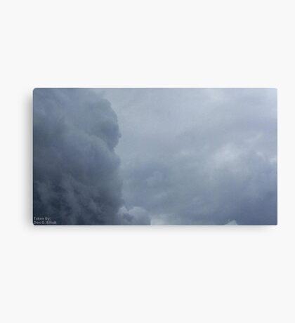 Storm Clouds 2 Canvas Print