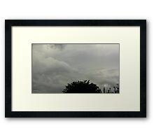 Storm Chase 2011 62 Framed Print