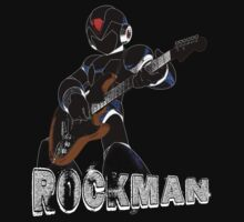 Rock Man by emmedesign