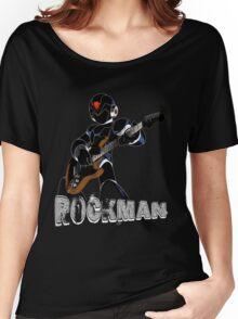 Rock Man Women's Relaxed Fit T-Shirt