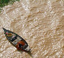 River Cruise by Ersu Yuceturk