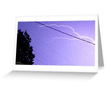 Storm Chase 2011 78 Greeting Card