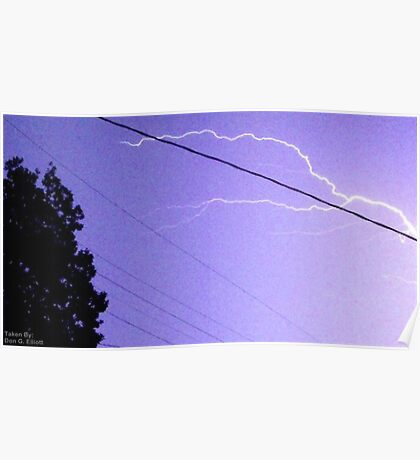 Storm Chase 2011 78 Poster
