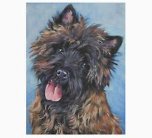 Cairn Terrier Fine Art Painting Unisex T-Shirt