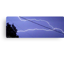 Storm Chase 2011 83 Canvas Print
