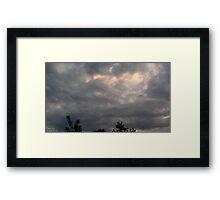 Storm Chase 2011 87 Framed Print