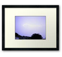 Storm Chase 2011 89 Framed Print