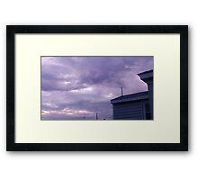 Storm Chase 2011 91 Framed Print