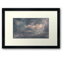 Storm Chase 2011 95 Framed Print