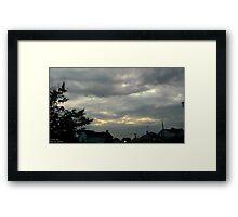 Storm Chase 2011 98 Framed Print