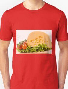 cherry tomatoes and yellow cheese T-Shirt