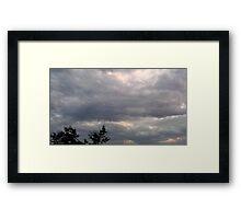 Storm Chase 2011 103 Framed Print