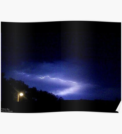 Storm Chase 2011 120 Poster