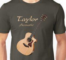 Taylor Acoustic Unisex T-Shirt
