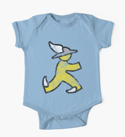 Instant messenger of the gods Kids Clothes