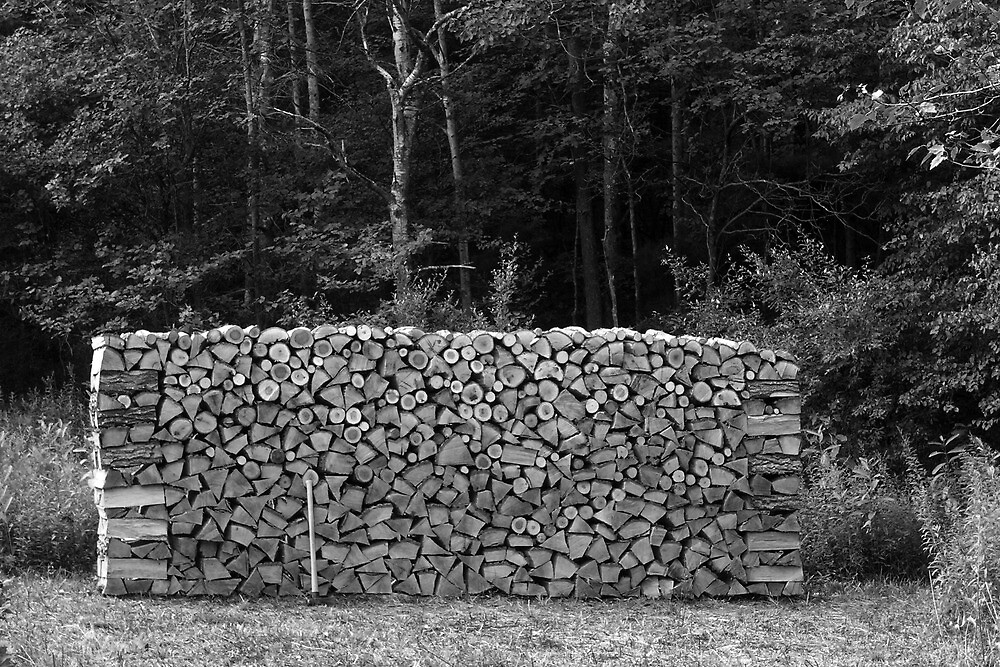 Cut, Split & Stacked by Mark  Reep