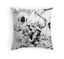 Kronos Throw Pillow