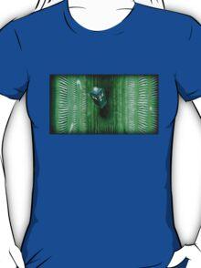Doctor Who Vs The Matrix T-Shirt