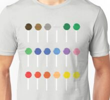 lollipops Unisex T-Shirt