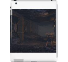 A dwarven mine iPad Case/Skin