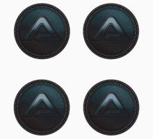 Avolition Logo Mini 4-Pack by TeamAvolition