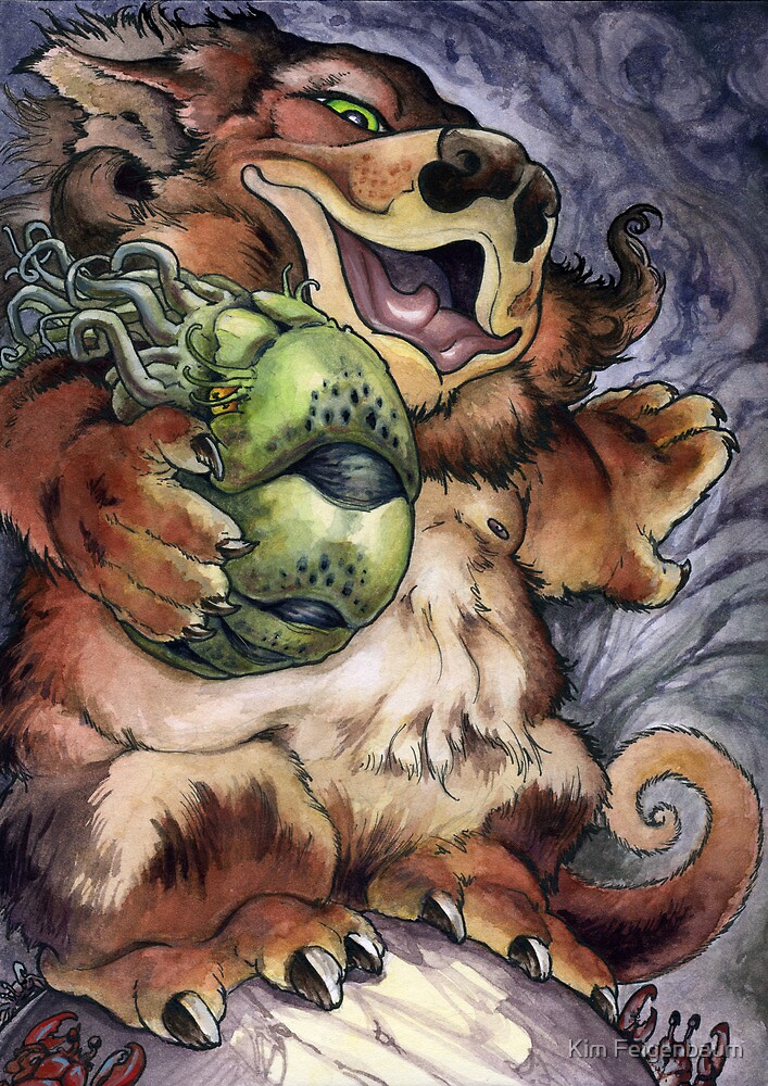 Goblin Grub by Kim Feigenbaum