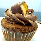 Crunchy Choc Delight - Cupcake - NZ   by AndreaEL