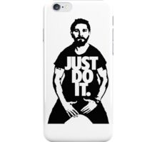 JUST DO IT! 3 iPhone Case/Skin