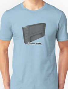 SNES Blow me... T-Shirt