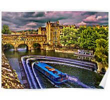 Pulteney Bridge Poster