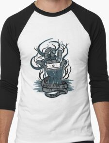 ALAN WAKE - THE CLICKER Men's Baseball ¾ T-Shirt
