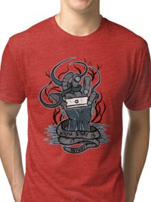ALAN WAKE - THE CLICKER Tri-blend T-Shirt