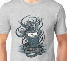 ALAN WAKE - THE CLICKER Unisex T-Shirt