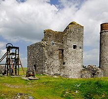 Magpie Mine at Sheldon, Derbyshire by Rod Johnson