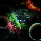 Nebula :) by cavan michaelides
