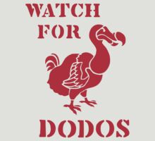 Watch for Dodos by sweav
