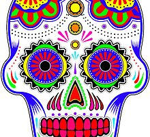 Sugar Skull by pwrighteous