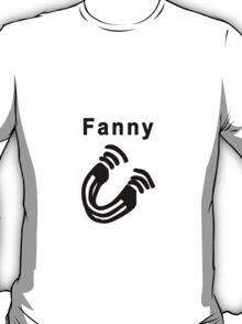 Fanny Magnet T-Shirt