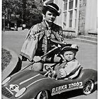 Polish Highlander's Formula One Team.  Drivers: Andrew Brown Sugar & Burt Brown Sugar. Monte Carlo (Rabka)1982. Views (385) thx!!! by © Andrzej Goszcz,M.D. Ph.D