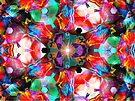 Three Layer Guinea Pig Abstract  (UF0412) by barrowda
