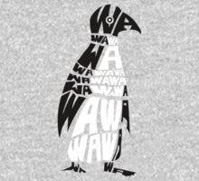 penguin wa wa wa One Piece - Long Sleeve
