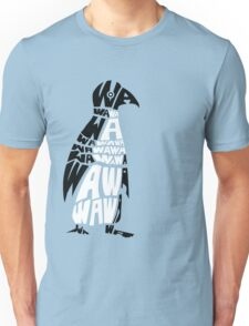 penguin wa wa wa Unisex T-Shirt