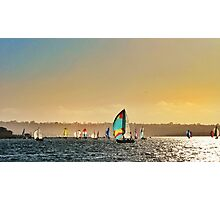 Sail Sail Photographic Print