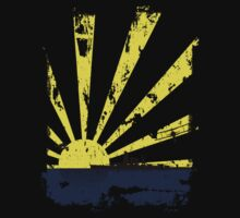 IJN Yellow Sun T-Shirt