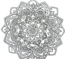 Intricate Flower by amy97